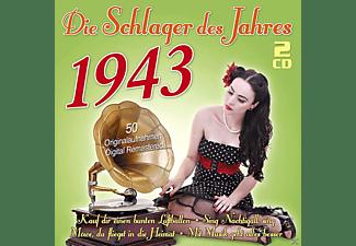 VARIOUS - Die Schlager Des Jahres 1943  - (CD)