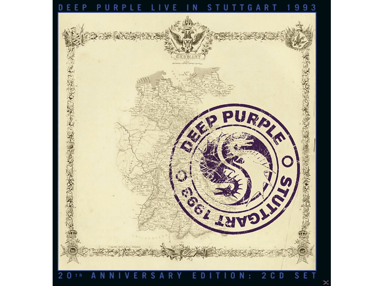 Deep Purple - Live In Stuttgart 1993 [CD]