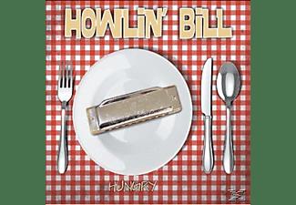 Howlin  Bill - Hungry  - (CD)