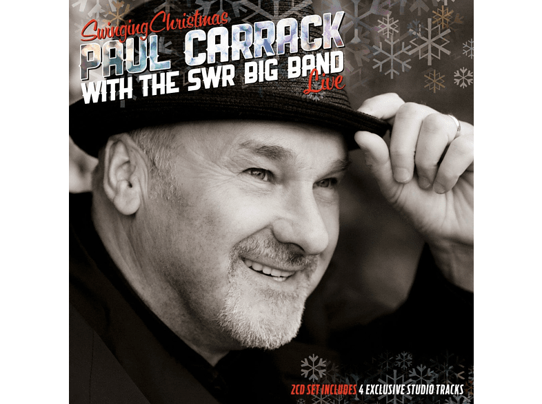 Paul Carrack - Swinging Christmas [CD]