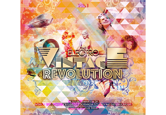 VARIOUS - The Electro Vintage Revolution Vol. 1 - (CD)