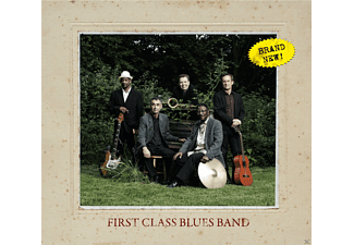 The First Class Blues Band - Brand New  - (CD)