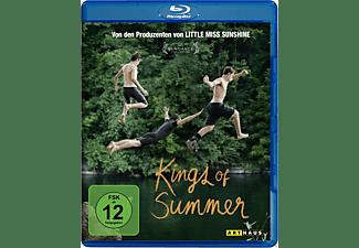 KINGS OF SUMMER [Blu-ray]