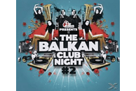 VARIOUS - The Balkan Club Night # 2 [CD]