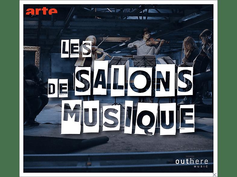 VARIOUS - Les Salons De Musiques [CD]