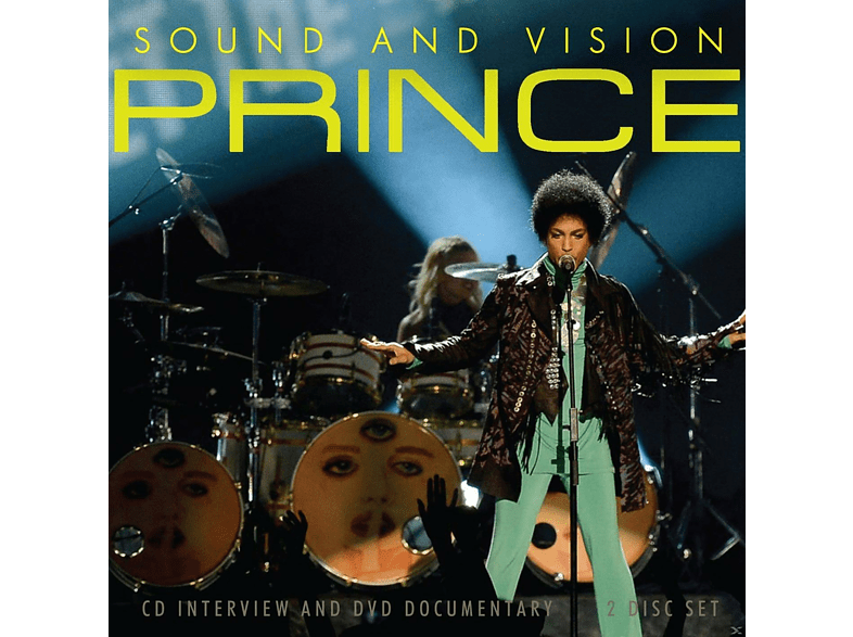 Prince - Sound And Vision [CD + DVD]
