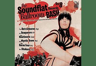 VARIOUS - Soundflat Records Ballroom Bash! Vol.8  - (CD)