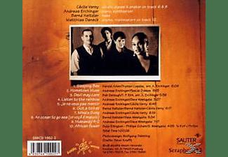 Cécile Quartet Verny - Got A Ticket  - (CD)