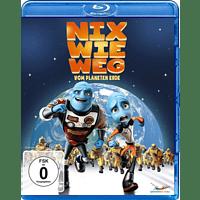 Nix wie weg - vom Planeten Erde [Blu-ray]