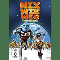 Nix wie weg - vom Planeten Erde [DVD]