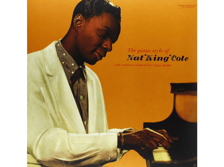 Nat King Cole - PIANO STYLE OF [Vinyl]