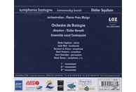Didier Squiban - Symphonie Bretagne [CD]