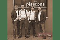The Pisstons - Walk On! [CD]