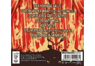 Halbstarke Jungs - Dissonant  - (CD)