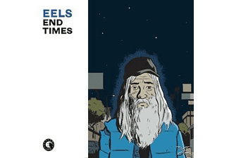 "Eels - End Times (+Bonus Four Track 7"")  - (Vinyl)"