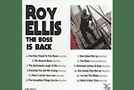 Roy Ellis - The Boss Is Back [CD]
