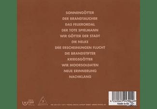 Rome - Masse Mensch Material  - (CD)