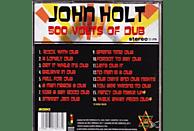 John Holt - 500 Volts Of Dub [CD]