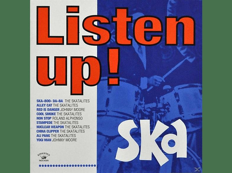 VARIOUS - Listen Up! Ska [CD]