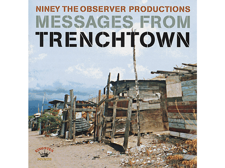 VARIOUS - Messages From Trenchtown [Vinyl]