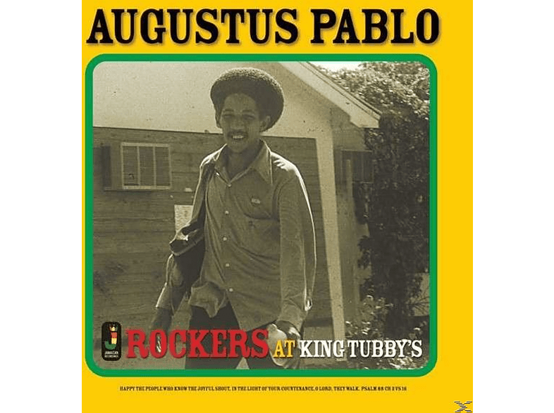 Augustus Pablo - Rockers At King Tubby's [CD]