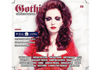 VARIOUS - Gothic Compilation 57  - (CD)