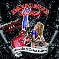 Hamburger Jungz - RockN Roll,Fussball & Tattoos-LTD [CD]