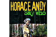 Horace Andy - Say Who [CD]