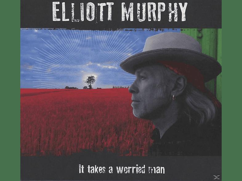 Elliott Murphy - It Takes A Worried Man [CD]