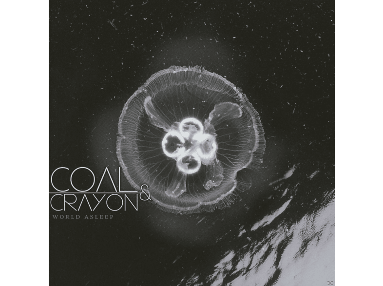 Coal & Crayon - World Asleep [CD]