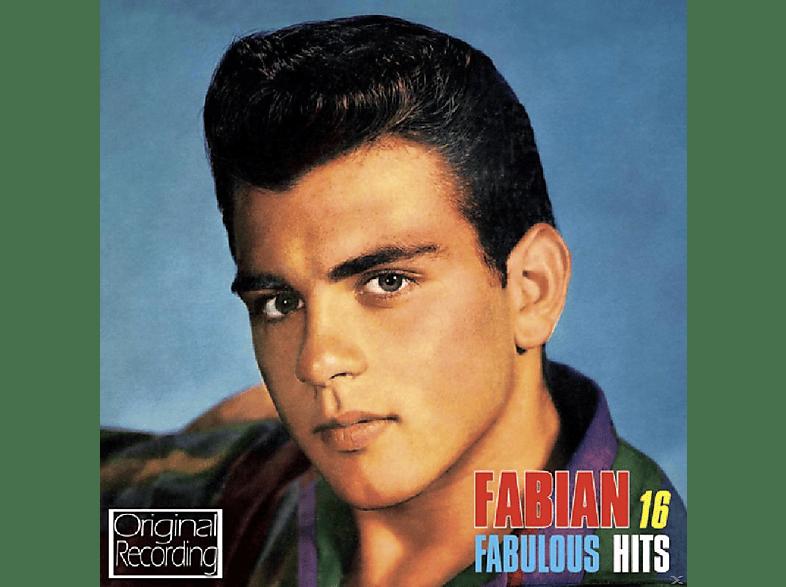 Fabian - 16 Fabulous Hits [CD]
