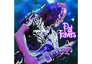 Pat Travers - Live At The Bamboo Room [Import, Doppel-Cd]  - (CD)