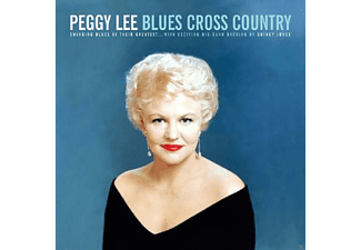 Peggy Lee - Blues Cross Country - (CD)