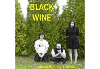 Black Wine - SUMMER OF INDIFFERENCE  - (Vinyl)