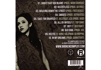 Gavlyn - Habit That You Blame  - (CD)