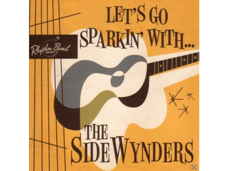 The Sidewynders - Let's Go Sparkin With... [CD]
