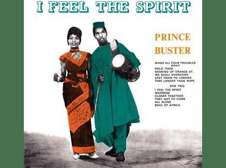 Prince Buster - I Feel The Spirit [Vinyl]