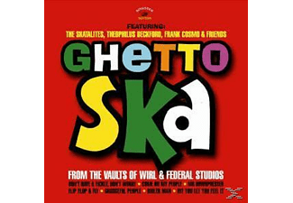 VARIOUS - Ghetto Ska  - (CD)