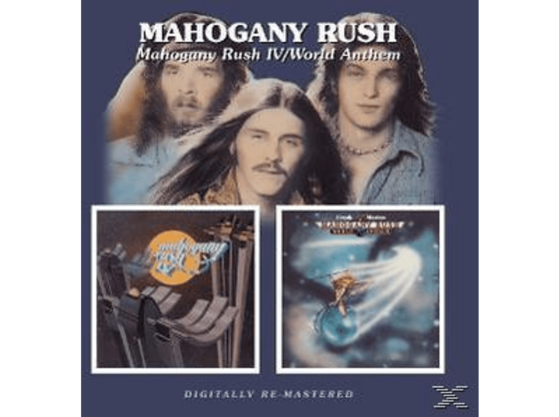 Mahogany Rush - Mahagony Rush 4/World Anthem [CD]