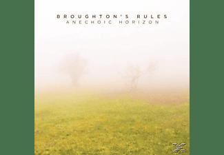 Broughton's Rules - Anechoic Horizon  - (CD)