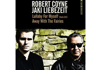 Coyne, Robert / Liebezeit, Jaki - Lullaby For Myself (Radio)/Away With The Fairies  - (Vinyl)