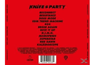 Knife Party - Abandon Ship  - (CD)