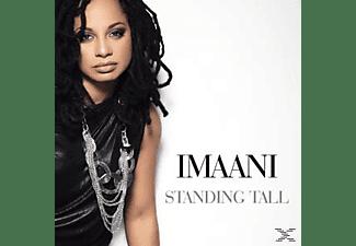 Imaani - Standing Tall  - (CD)