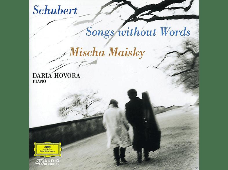 Mischa Maisky, Hovora Daria - Sonate D 821 / Lieder Ohne Worte [CD]