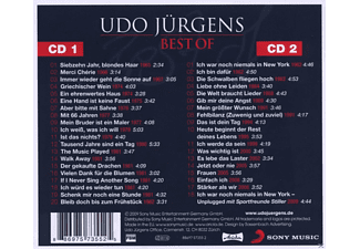 Udo Jürgens - BEST OF [CD]