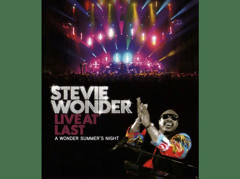 Stevie Wonder - Live At Last - A Wonder Summer's Night [Blu-ray]