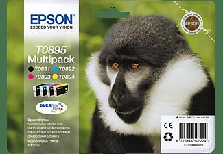 EPSON Original Tintenpatrone mehrfarbig (C13T08954010)