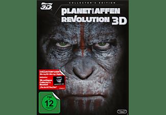 Planet der Affen - Revolution [Blu-ray 3D]