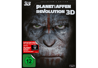 Planet der Affen - Revolution [Blu-ray 3D]