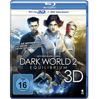 Dark World 2: Equilibrium [3D Blu-ray (+2D)]
